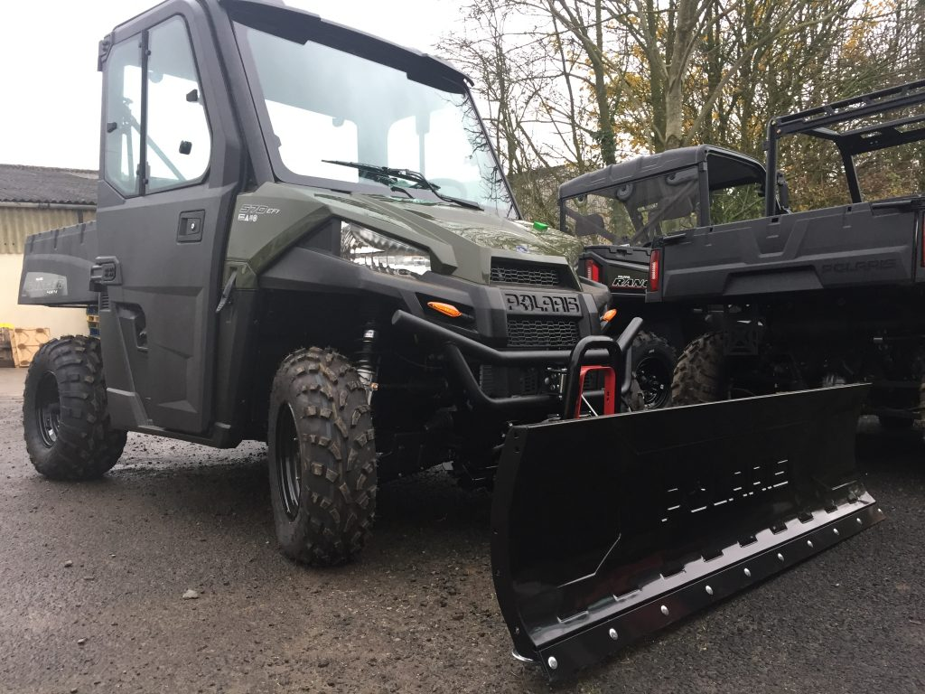 Polaris Ranger Snow Plough