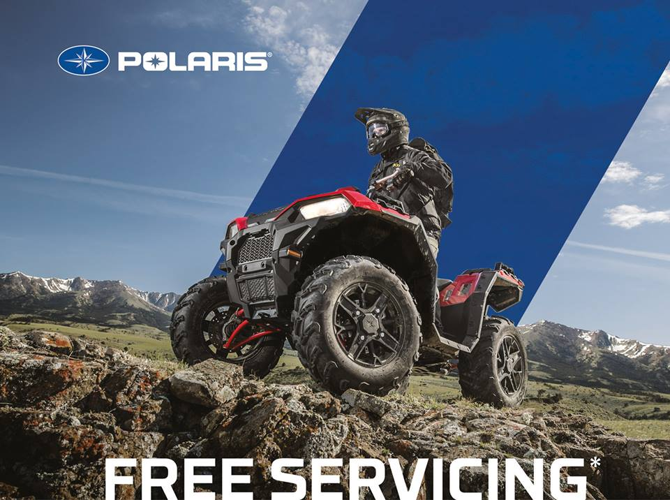 Polaris Free Servicing