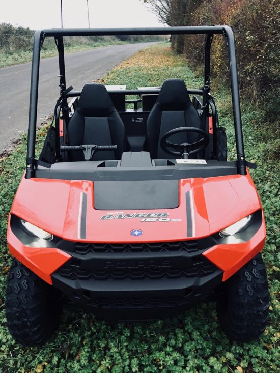 Ranger 150 EFI with Ride Command