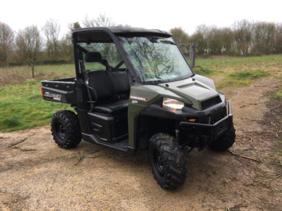 Second hand Polaris Ranger Diesel 1000