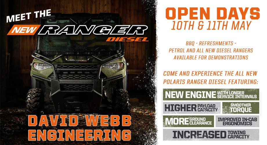 David Webb Engineering Open Days
