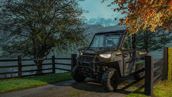 New Polaris Ranger Diesel 2019