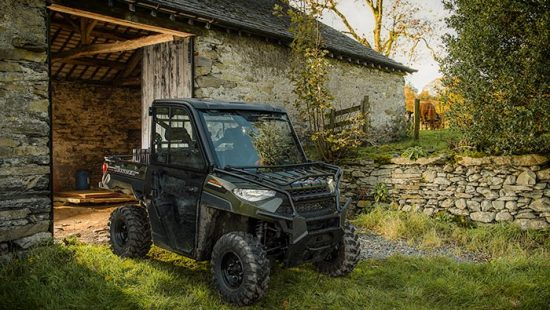 New Polaris Ranger Diesel