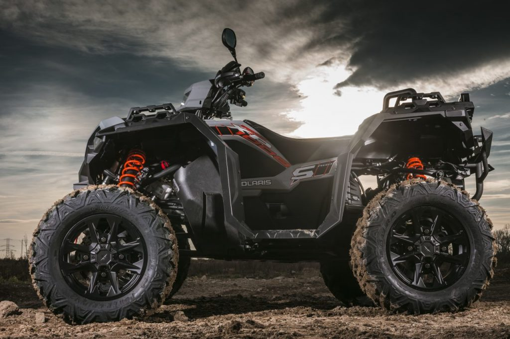 New 2020 Polaris Sportsman and Scrambler